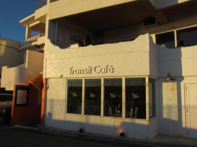 トランジットカフェ