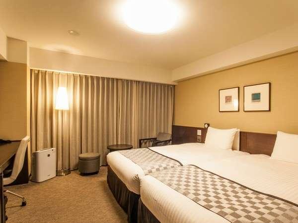リッチモンドホテル福岡天神の客室