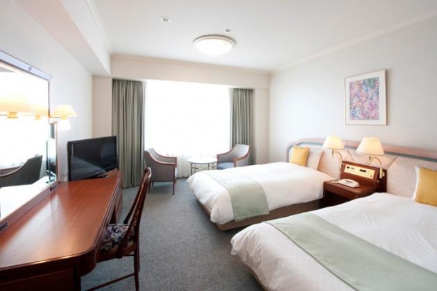リーガロイヤルホテル小倉の部屋