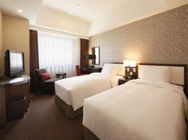 ロイヤルパークホテル ザ 福岡の部屋