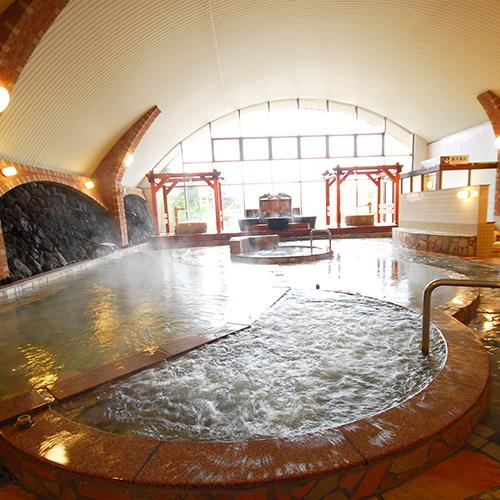阿蘇ファームランド大浴場