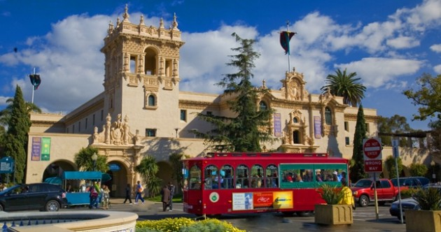 discover something exciting in balboa park
