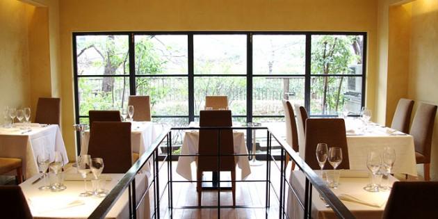 緑を眺めながら美味しい食事を楽しめる「東京都内のレストラン」おすすめ5選