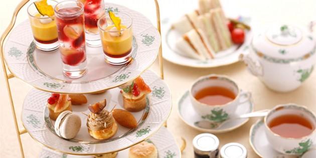 優雅なティータイムを愉しむことができる「関西のレストラン」おすすめ6選