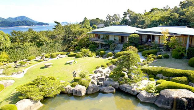 ゲストを愉しませたいという熱意があふれ出す庭の宿「庭園の宿 石亭」