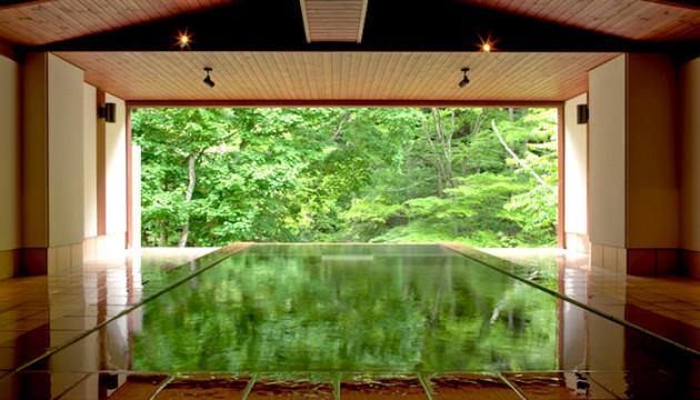 秘湯の雰囲気漂う、地産地消にこだわる宿「扉温泉 明神館」