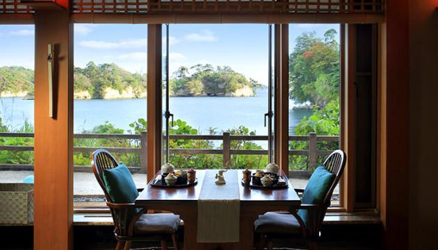 日本三景・松島の海と共にある癒しの一軒宿「松庵」