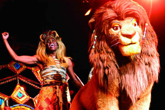 Festival of The Lion King2