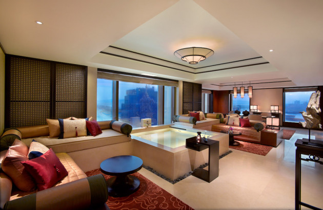 Sky_villa_Living Room