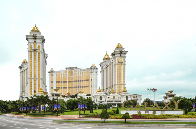 Galaxy Macau - Exterior (Ph1 &2) - Day