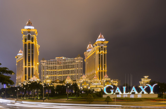 Galaxy Macau - Exterior (Ph1 &2) - Night