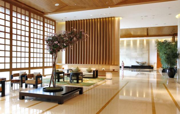 Hotel Okura Macau Lobby 1