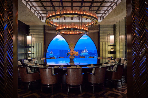 The Ritz-Carlton Macau - Lai Heen 22 Seats Private Dining Room