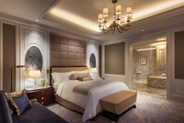 The Ritz-Carlton, Macau - Premier Suite 1