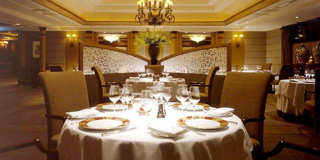 最高峰を味わう贅を尽くした帝国ホテルの本格フレンチ「レ セゾン」