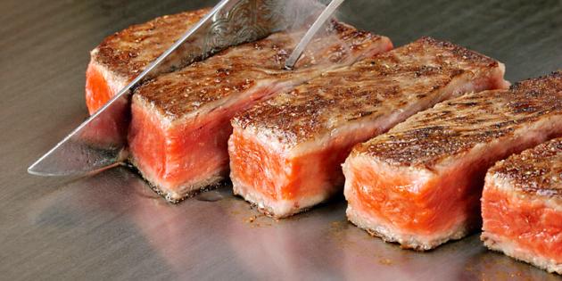 文明開化の空間美で味わう最上級のステーキ「銀座 うかい亭」