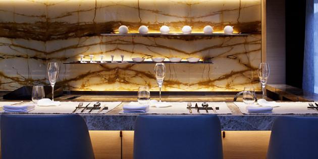 世界に名高い三ツ星シェフが手がけるフレンチ・アジアン「JEAN-GEORGES TOKYO」
