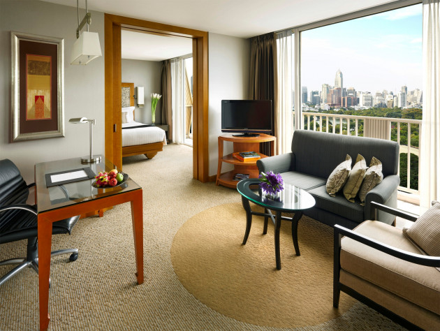 DUSIT THANI DTBK Dusit Club King Room