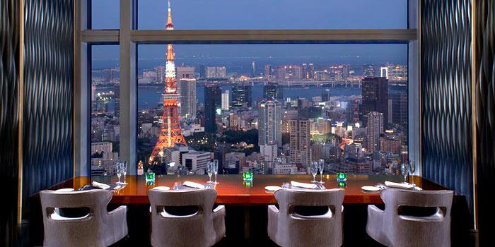 この景色は見る価値あり!東京タワーがきれいに見えるレストラン5選