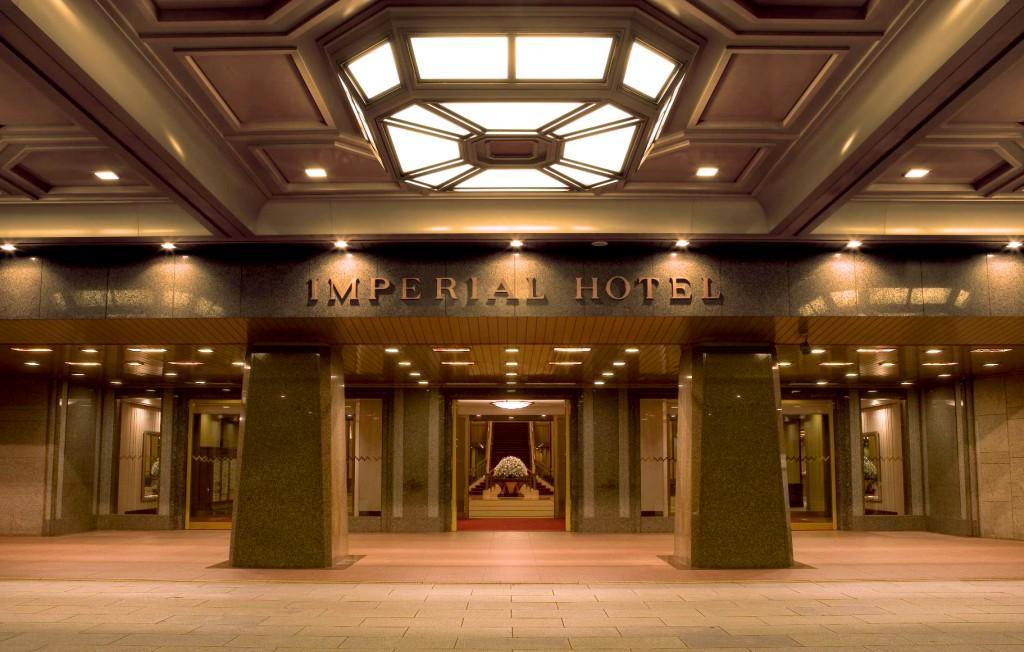 日本を代表するホテルのスイートで過ごす、特別なひと時【帝国ホテル 東京】