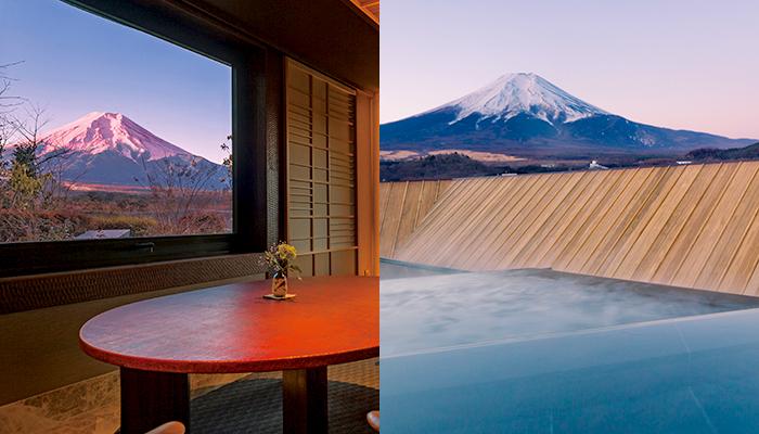 日本の美しい景観を望むことができる全国の絶景宿おすすめ5選