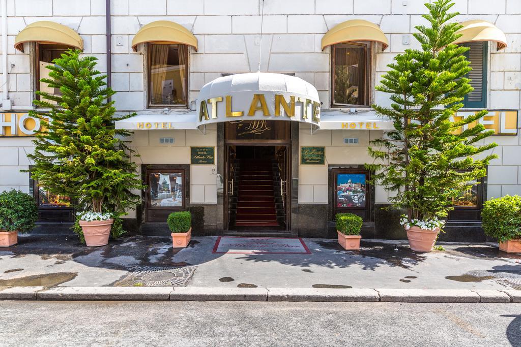バチカン市国観光に適したローマの歴史的中心地に佇む「アトランテ・スター・ホテル」
