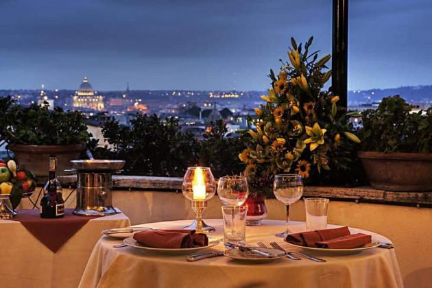 ローマ観光にも近隣都市観光にもおすすめな「ベットーヤ・ホテル・メディテラネオ」