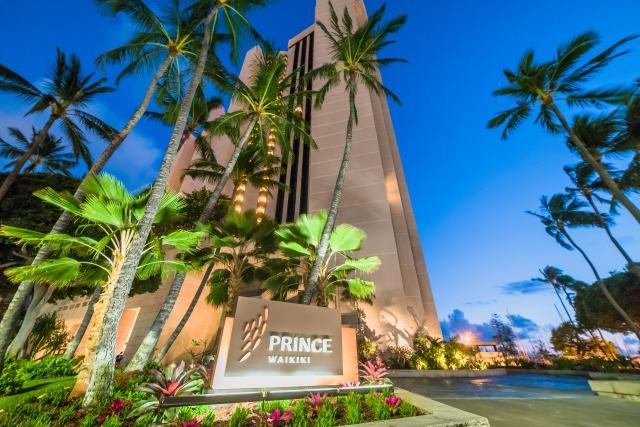 伝統とアート、ハワイのおもてなしを感じるホテル「プリンス ワイキキ」