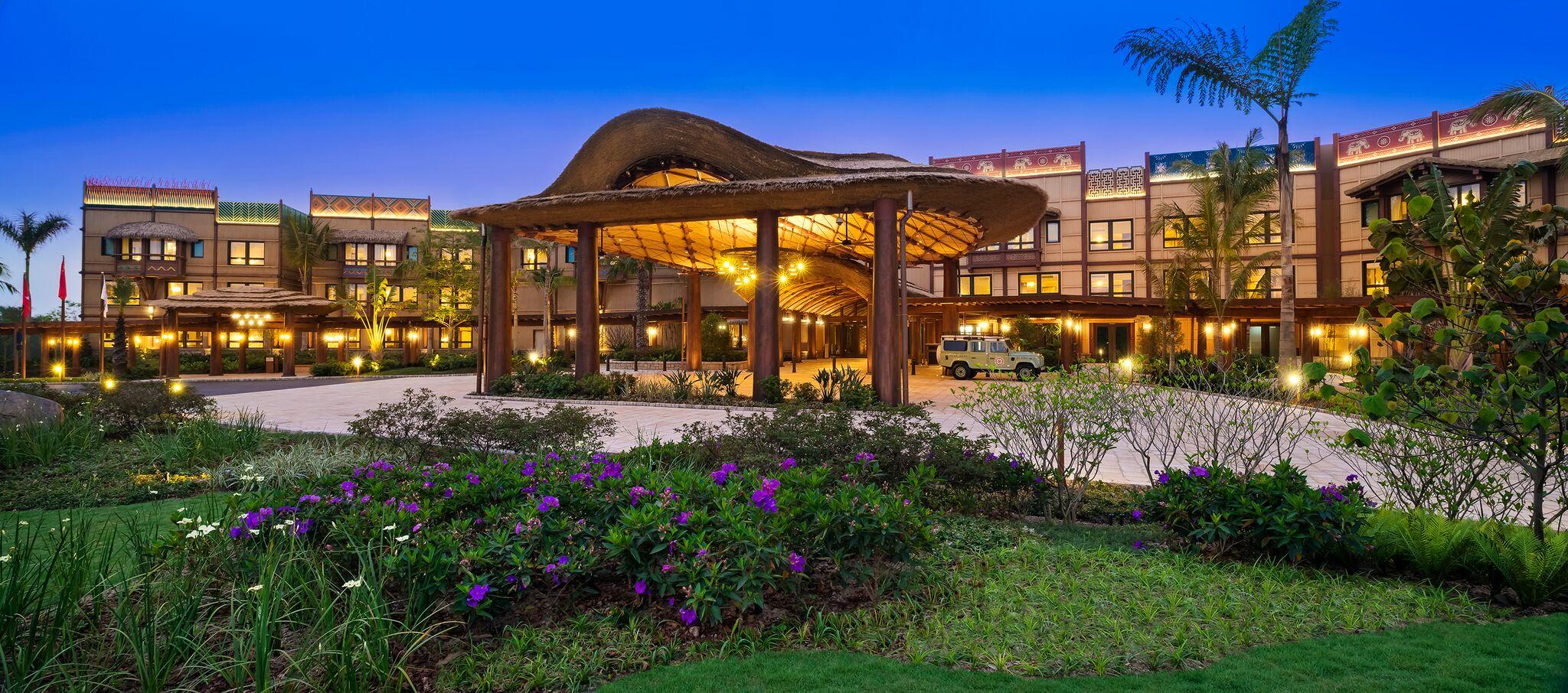 エキゾチックな冒険の世界を堪能できる新しいオフィシャルホテル「ディズニー・エクスプローラーズ・ロッジ」