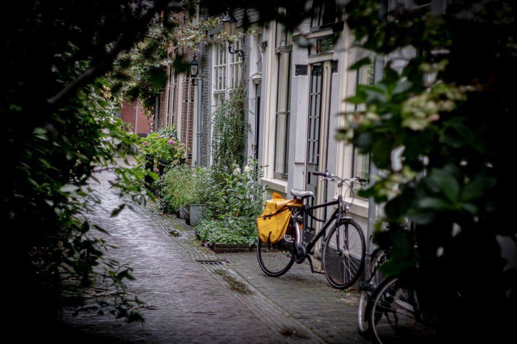 オランダの自転車