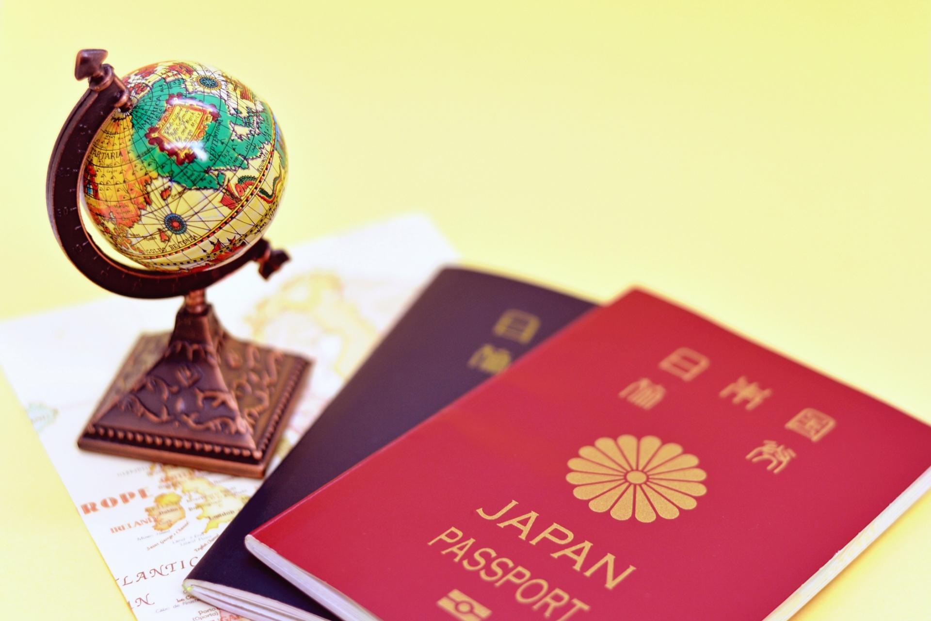 海外旅行に必須!日本の「パスポート(旅券)」について