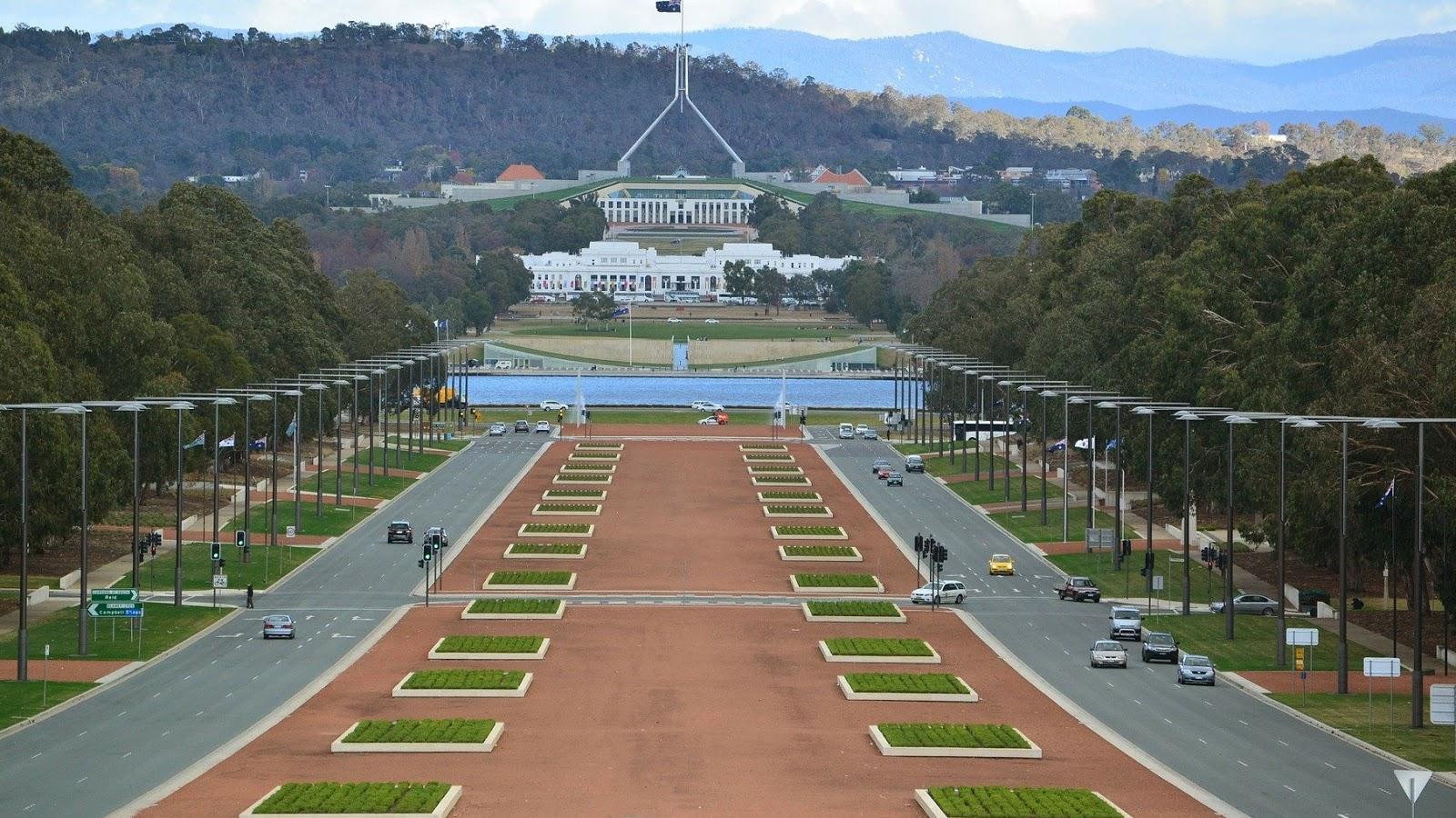 オーストラリアの首都キャンベラのおすすめ観光スポット