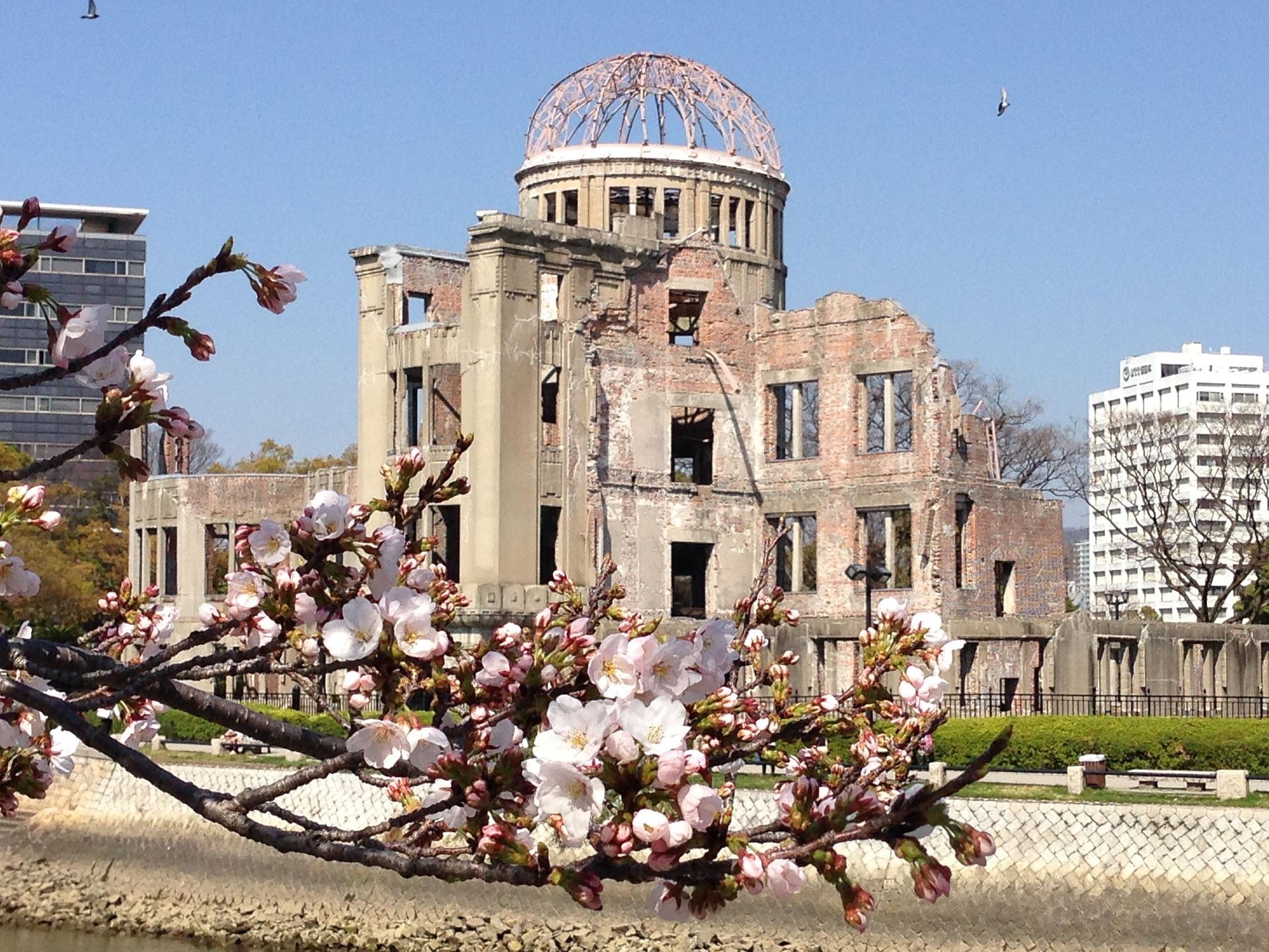 日本の世界遺産特集(13)「 原爆ドーム(広島県)」