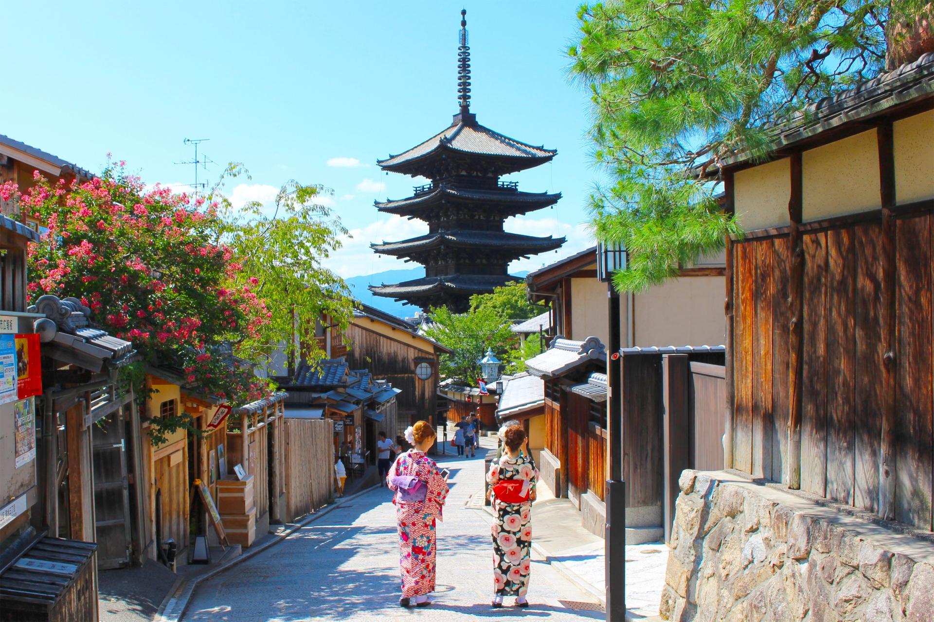 【京都へ新婚旅行】神奈川から京都への新婚旅行レポート
